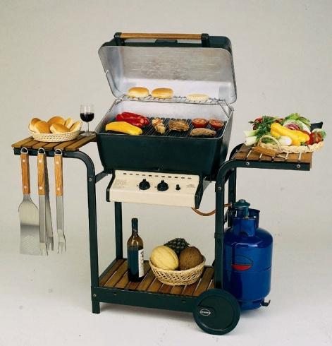 Barbecue Garden 2300