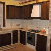 Cucina in Muratura Moderno