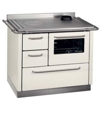 Cucina f900 con forno di grandi dimensioni bigini caminetti - De manincor cucine ...