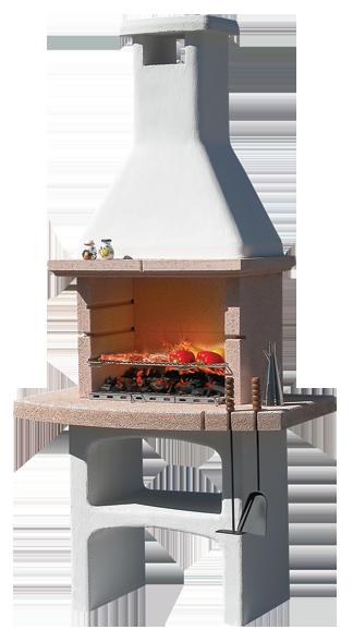 Barbecue Touareg